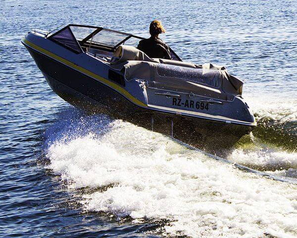 Sportbootführerschein SBF-See, Rügen, Wikingsurf