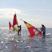 Surfen auf Rügen Wikingsurf
