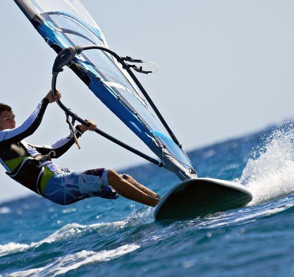 Windsurfen Aufsteigerkurs, Surfkurs Rügen, Surfschule