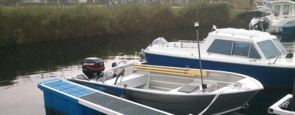 Rügen, Angelbootverleih, Wikingsurf