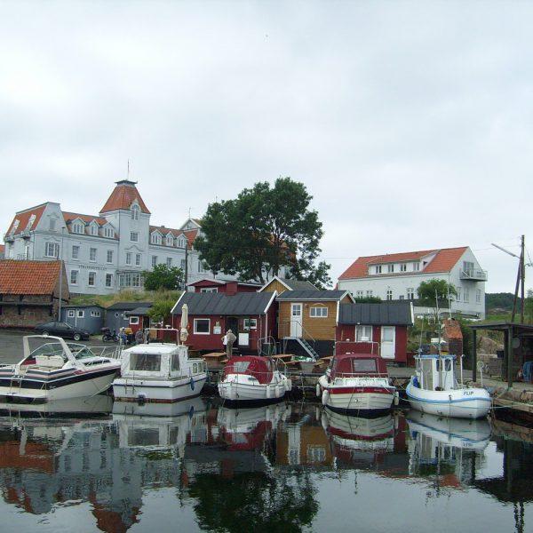 Segeltörn Bornholm Wikingsurf